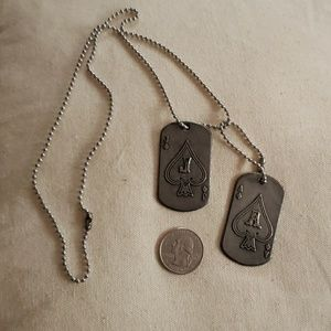 Other - Jason Aldean Dog Tags